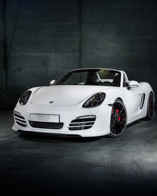 Free Techart Porsche Boxster Picture for Nokia C1-01