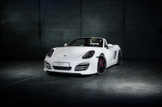 Free Techart Porsche Boxster Picture for Android, iPhone and iPad