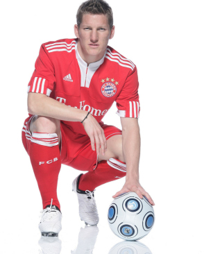 Bastian Schweinsteiger Background for HTC Titan