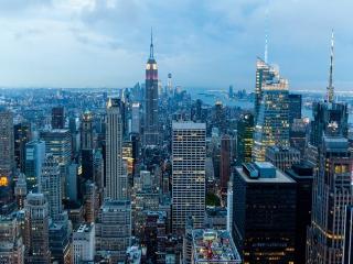 New York Lights para Nokia Asha 201