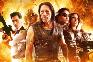 Machete Kills 2013 sfondi gratuiti per cellulari Android, iPhone, iPad e desktop