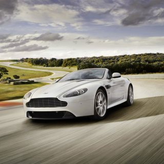 Free Aston Martin Vantage S Picture for 128x128