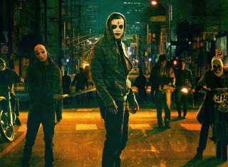 The Purge: Anarchy sfondi gratuiti per Samsung Galaxy S5