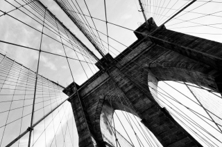 Brooklyn Bridge sfondi gratuiti per cellulari Android, iPhone, iPad e desktop