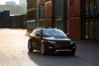 Range Rover Wallpaper for Samsung Galaxy Note 2 N7100