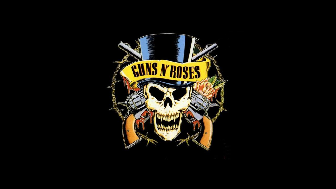 Guns'n'roses Logo