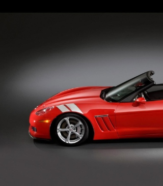 Free Corvette Picture for Nokia C6