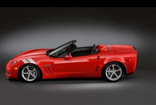 Corvette Background for Android, iPhone and iPad
