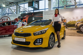 Kia Ceed Wallpaper for Android, iPhone and iPad