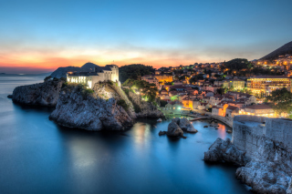 Dubrovnik - Croatia Wallpaper for Android, iPhone and iPad