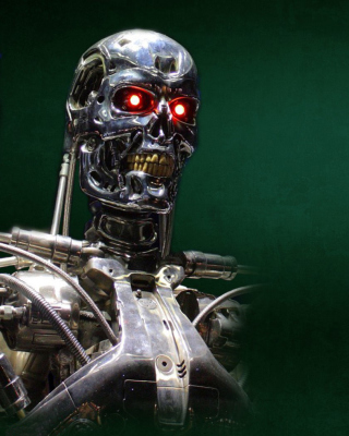 Kostenloses Terminator Film Wallpaper für iPhone 6 Plus