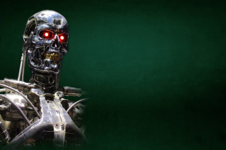 Terminator Film Background for Desktop 1280x720 HDTV