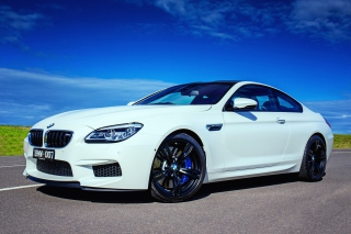 BMW M6 F13 sfondi gratuiti per cellulari Android, iPhone, iPad e desktop