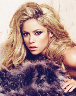 Shakira Background for iPhone 5