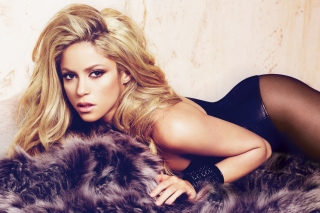 Shakira Background for Nokia X2-01