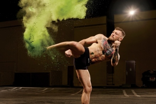 Conor McGregor MMA King Wallpaper for Nokia XL