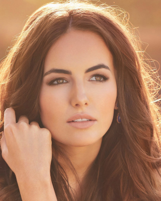 Camilla Belle Background for Nokia Lumia 1020