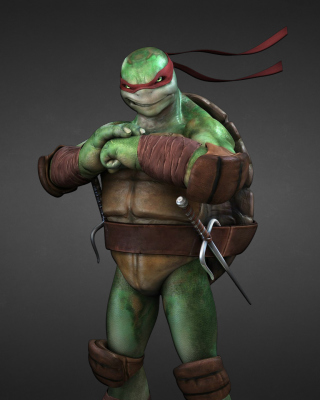 Raphael - Teenage Mutant inja Turtles sfondi gratuiti per iPhone 6 Plus