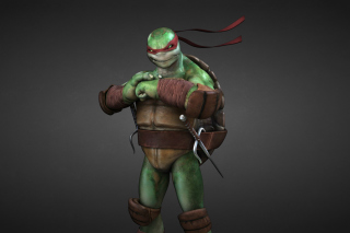 Raphael - Teenage Mutant inja Turtles Background for Android, iPhone and iPad