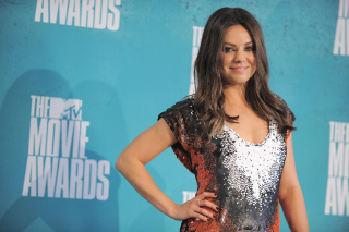 Mila Kunis at MTV Movie Awards - Obrázkek zdarma