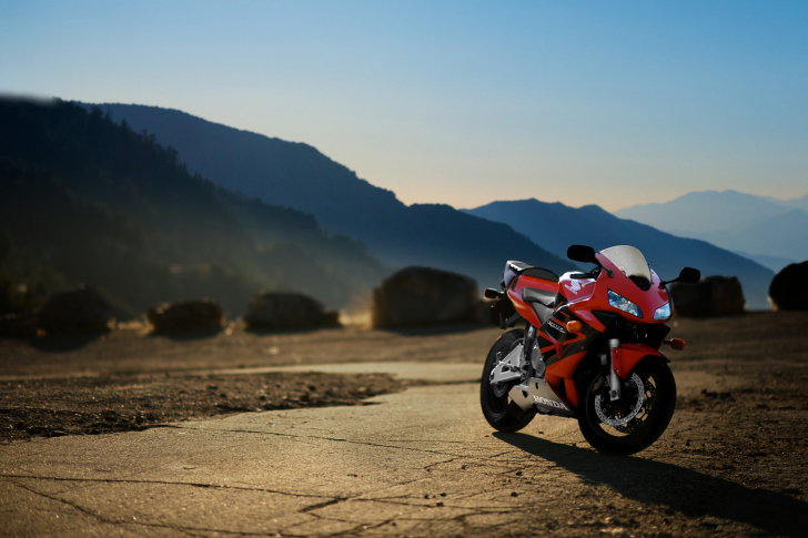 Honda CBR 600rr wallpaper