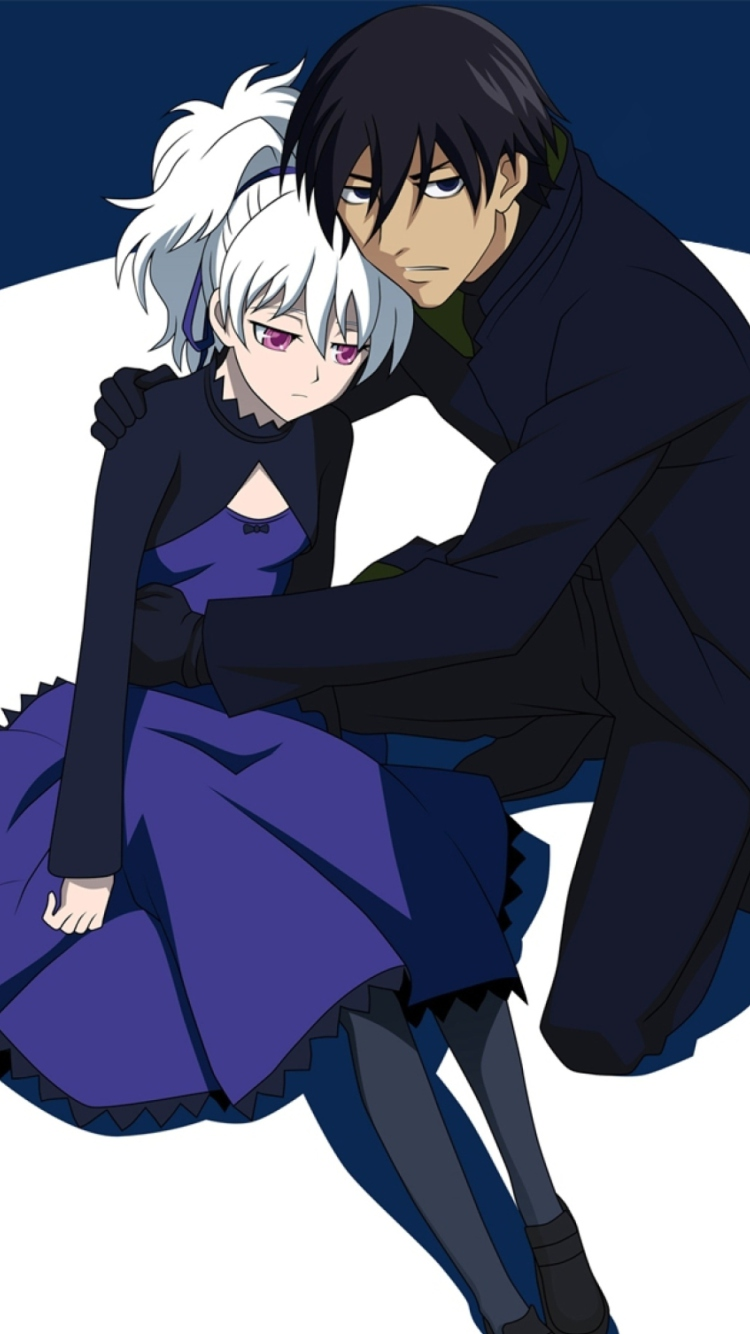 Screenshot №1 pro téma Darker Than Black 750x1334