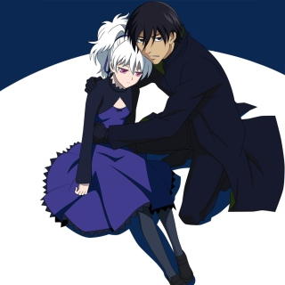 Обои Darker Than Black на телефон 1024x1024
