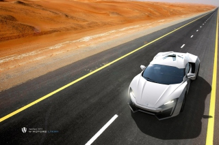 Free W Motors Lykan Hypersport 2013 Picture for 1600x1200