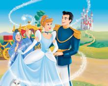 Cinderella para 220x176