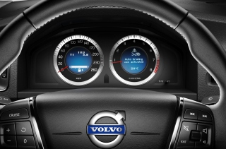 Volvo Speedometer Wallpaper for Android, iPhone and iPad