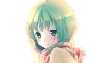 Vocaloid Girl Picture for Android, iPhone and iPad