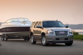 GMC Yukon Hybrid Picture for Android, iPhone and iPad