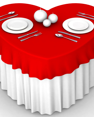 Tableware and Katering Background for 240x320