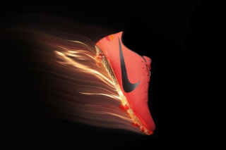 Nike Sneakers Background for 1280x800