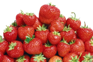 Red Strawberries sfondi gratuiti per cellulari Android, iPhone, iPad e desktop