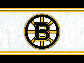 Screenshot №1 pro téma Boston Bruins NHL 320x240