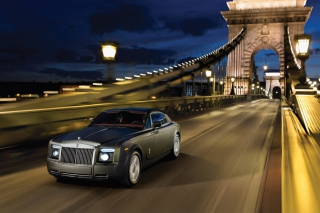 Rolls Royce Phantom Coupe Picture for Android, iPhone and iPad