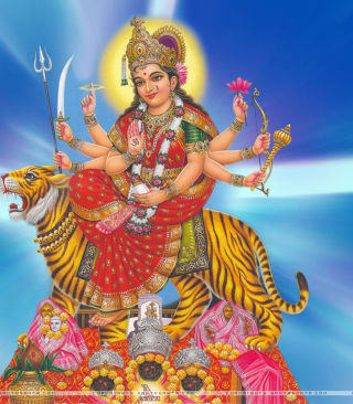 Free Hindu God Picture for HTC Titan