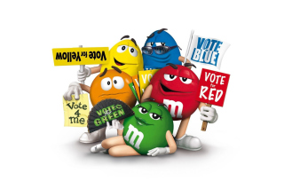Free M&M Picture for Android, iPhone and iPad