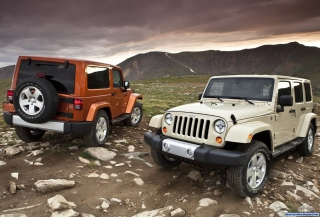 Free Jeep Wrangler Picture for Android, iPhone and iPad
