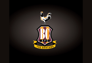 Bradford City A.F.C. Background for 480x400