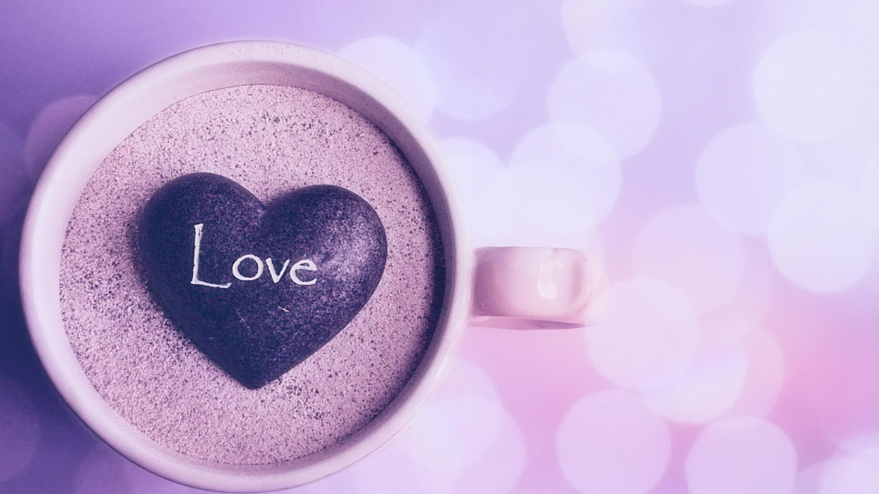 Love In Cup