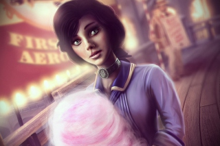 Bioshock Infinite Game Picture for Android 640x480