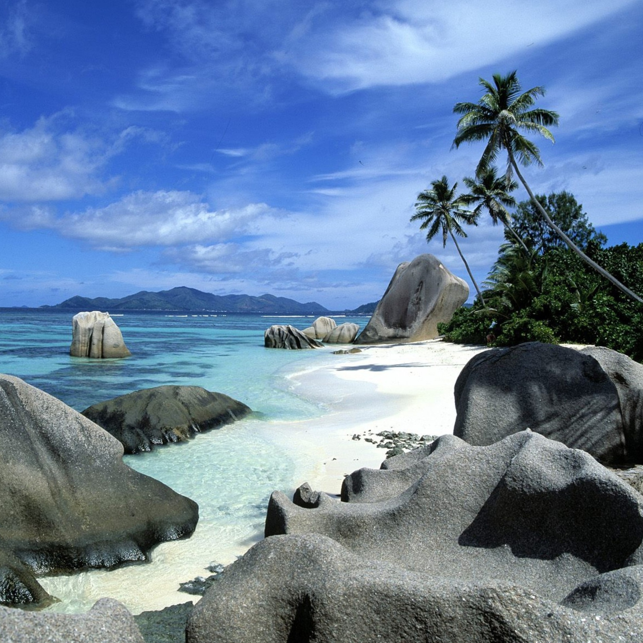 La Digue Islands, Seychelles без смс