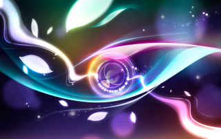 Colorful Lines Background for Android, iPhone and iPad