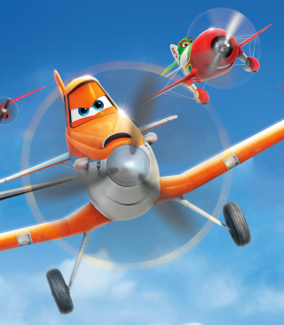 Planes 2013 Wallpaper for Nokia X1-01