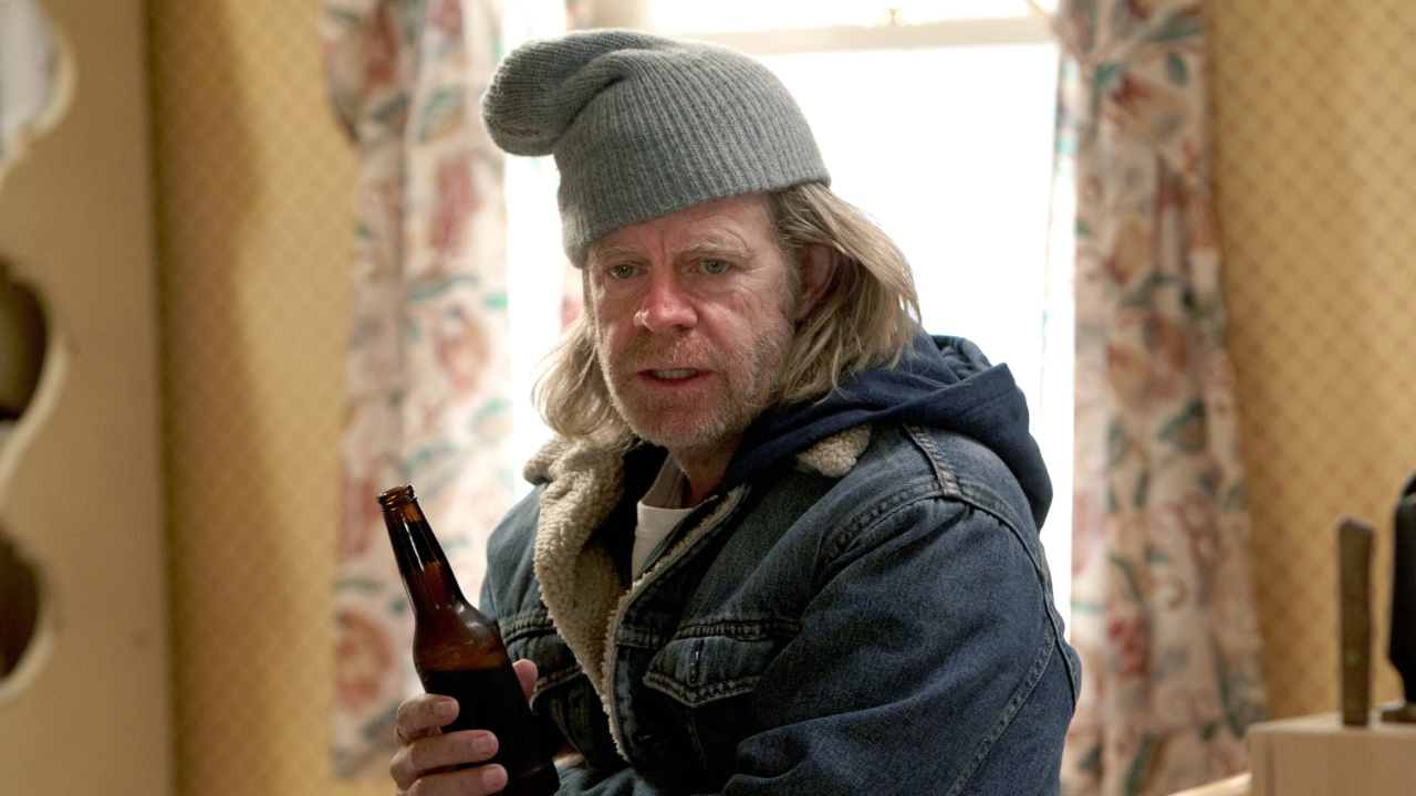 Das Frank Gallagher in Shameless Wallpaper 1280x720