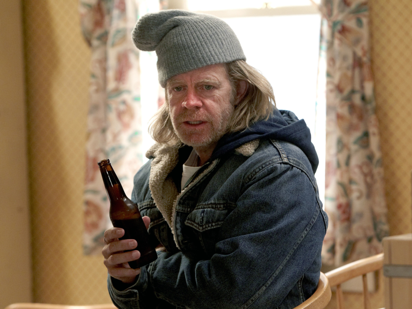 Sfondi Frank Gallagher in Shameless 1600x1200