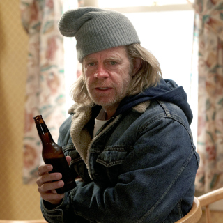 Frank Gallagher in Shameless sfondi gratuiti per iPad 3
