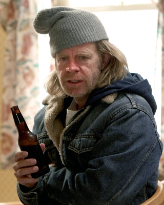Frank Gallagher in Shameless Background for Nokia C1-01